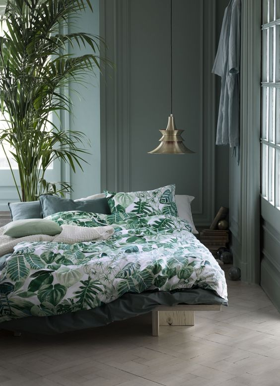 16-kale-color-bed-linen-bedding-bedroom-green