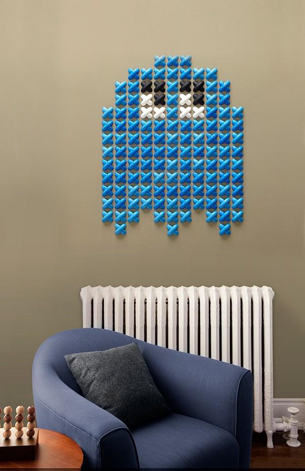 2-cross-stitch-pattern-in-interior-design-plastic-wall-decor