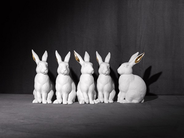 2-exclusive-luxurious-china-porcelain-tableware-l'objet-bisque-porcelain-matte-figurines-rabbits