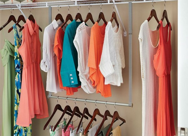 2-wardrobe-storage-ideas-closet-organization-two-level-hanging-rods