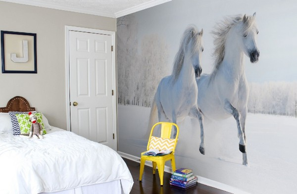 2-winter-photo-wallpaper-wall-mural-printing-in-interior-design-two-white-running-horses