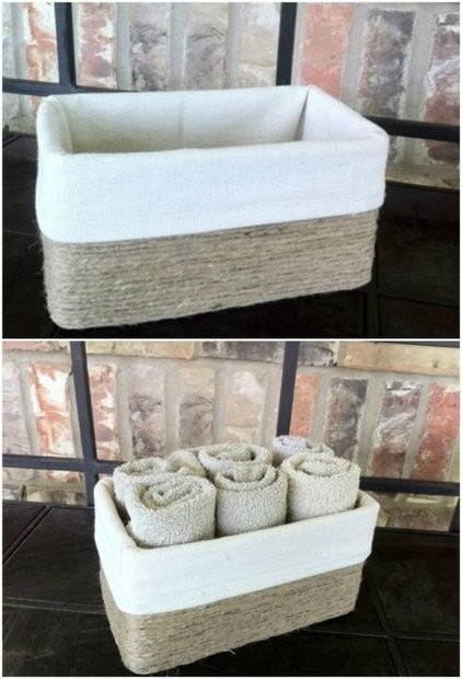 3-diy-shoe-box-reuse-idea-towel-box-organizer-wickerwork-like