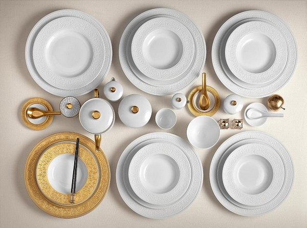3-exclusive-luxurious-china-porcelain-tableware-l'objet-white-and-gold
