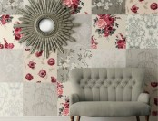 Patchwork Wallpaper: Where? When? How?