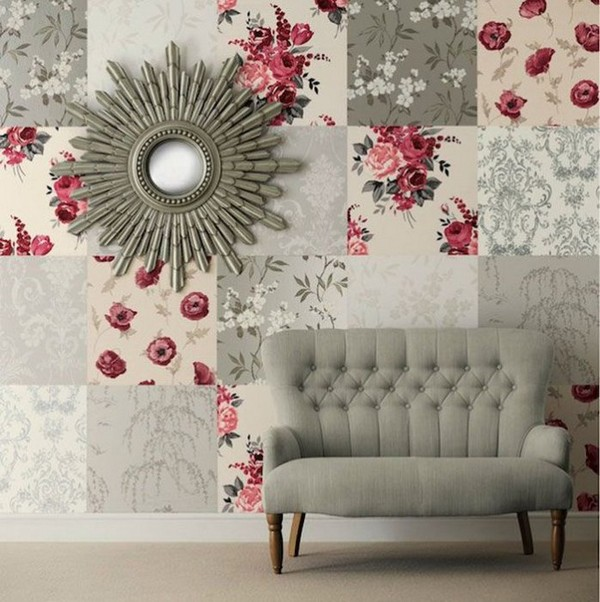 3-patchwork-wallpaper-in-the-living-room-interior