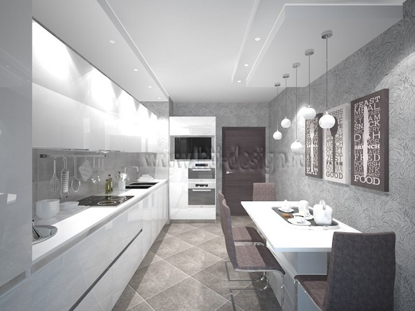3-tortora-dove-gray-interior-kitchen-futuristic-lamp-white-glossy-kitchen-set