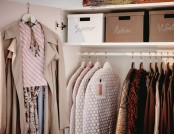 9 Golden Rules for Perfect Closet Organization: Part 2