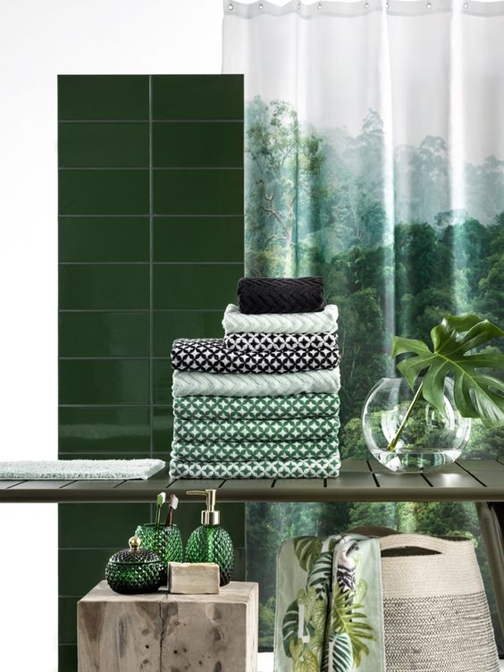 35-kale-color-bathroom-accessories-liquid-soap-dispenser-green