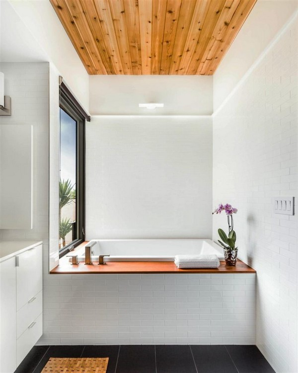 4-bathroom-interior-design-plastic-faux-wood-ceiling-planks