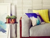 Couch Pillows: How to Arrange Them Tastefully