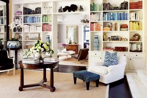 4-home-library-ideas-book-stogage-on-shelves-white-provence-living-toom