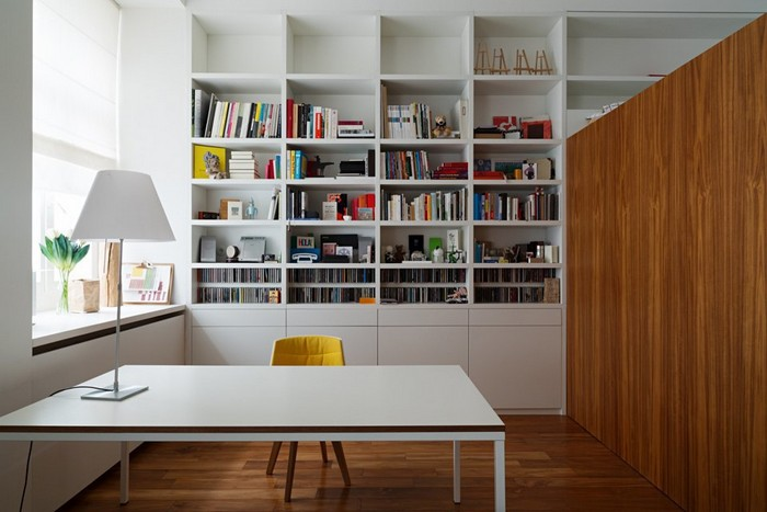 4-modern-minimalist-studio-apartment-work-space-book-shelves
