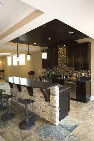 4-non-white-painted-colorful-black-ceiling-in-the-dining-room-kitchen