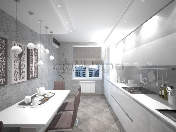 4-tortora-dove-gray-interior-kitchen-futuristic-lamp-white-glossy-kitchen-set