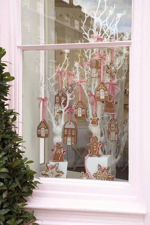 5-christmas-window-decorations-gingerbread-cookies