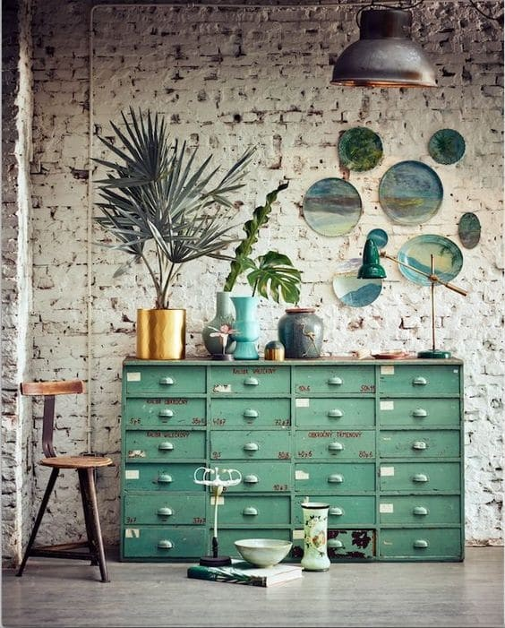 5-kale-color-vintage-chest-of-drawers-green