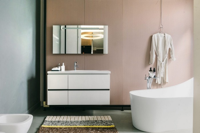 5-laufen-bathroom-showroom-madrid-spain-designer-wash-basin-cabinet-bath-bathtub-Patricia-Urquiola