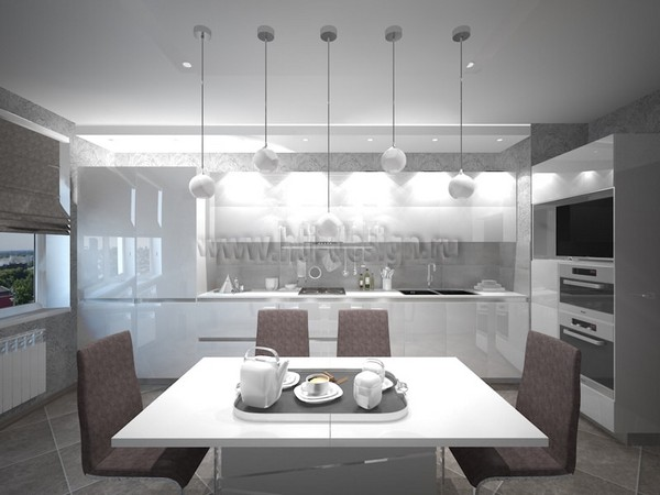 5-tortora-dove-gray-interior-kitchen-futuristic-lamp-white-glossy-kitchen-set