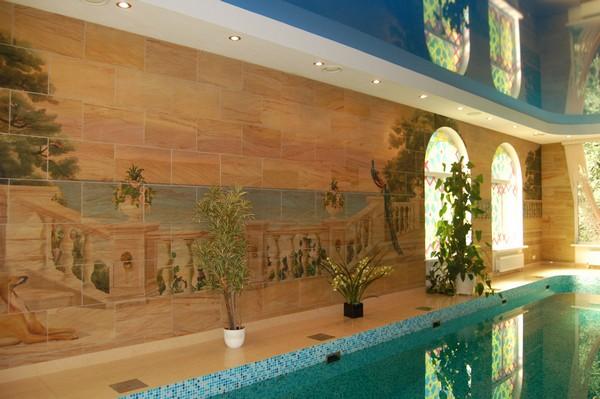 6-2-flexible-sandstone-in-interior-design-swimming-pool-digital-printing-mural