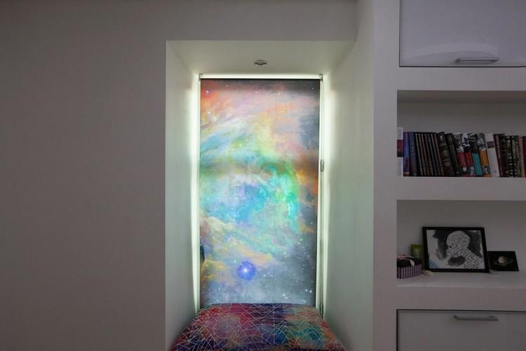 6-futuristic-interior-style-roll-curtains-NASA-digital-printing