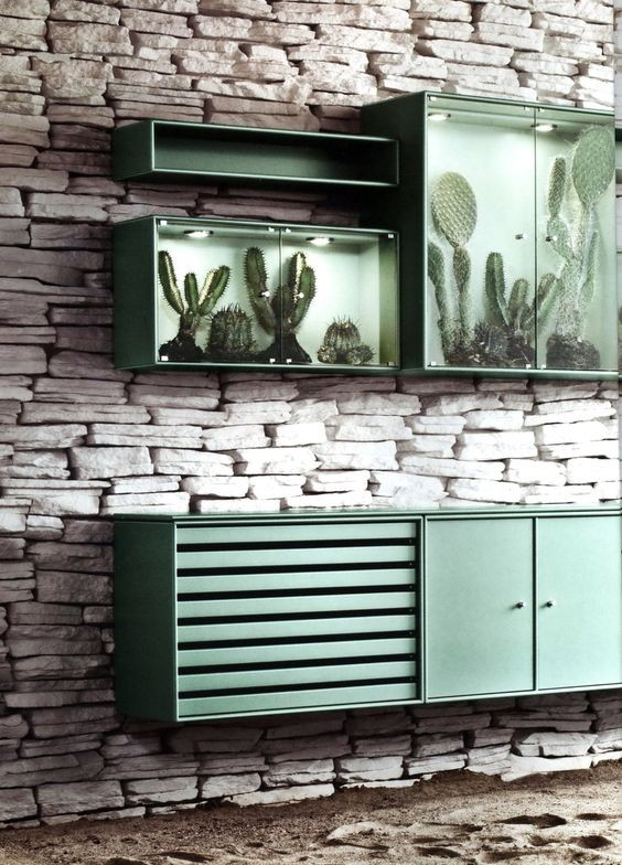6-kale-color-vintage-wooden-cabinet-green