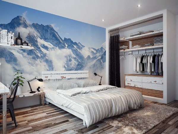 6-winter-mountains-landscape-photo-wallpaper-wall-mural-printing-in-interior-design
