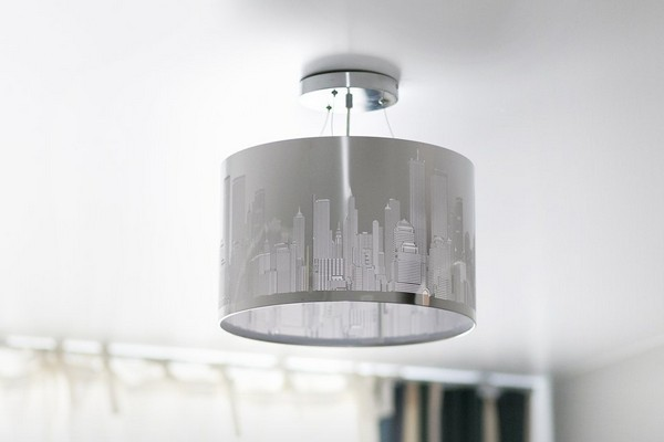 7-gray-big-city-pattern-ceiling-lamp