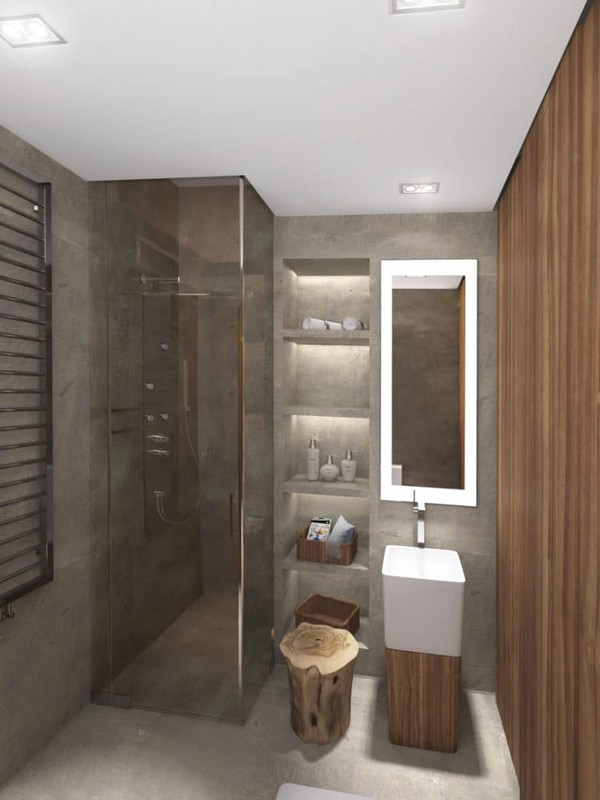 7-minimalist-brutal-bathroom-shower-cabin-gray-walls-rezina-by-gobetto-neutra-basin-cabinet