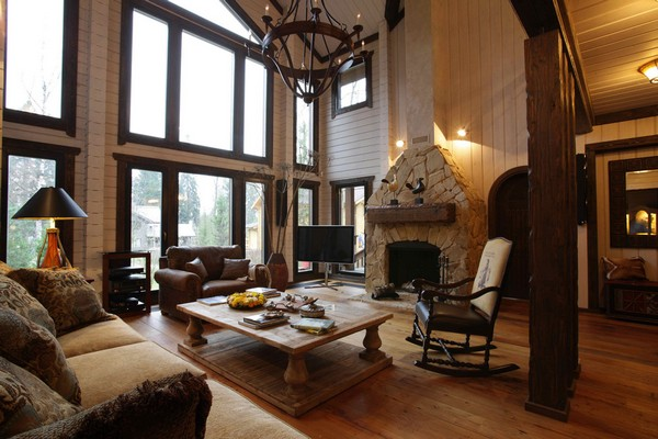 7-vintage-american-country-style-wooden-house-living-room-with-panoramic-windows-fireplace