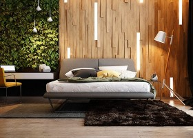 8-bedroom-lighting-living-wall-hi-tech-headboard-zone