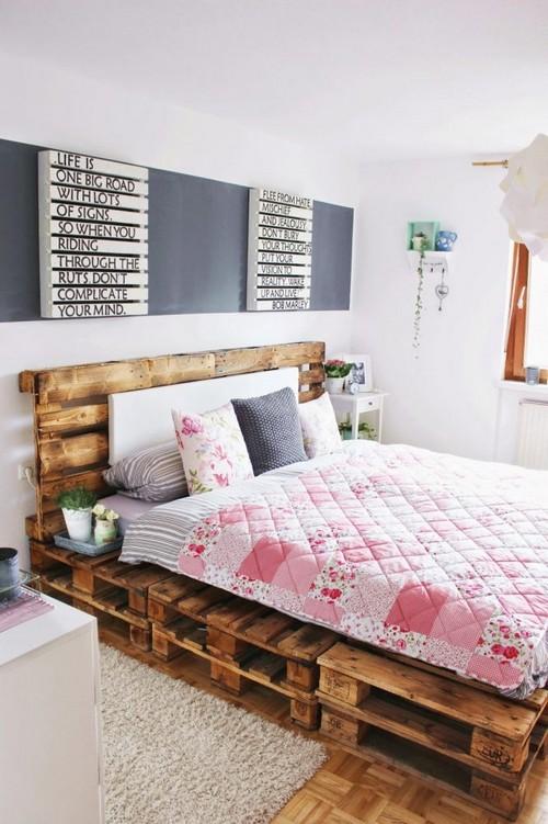 8-diy-hand-made-pallet-furniture-bed