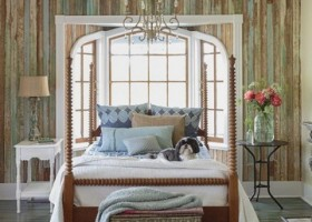 8-mismatched-different-nighstands-bedside-tables-shabby-chic-bedroom