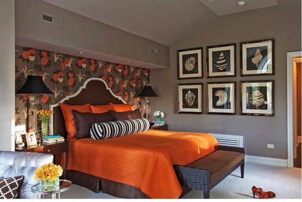 9-3-orange-brown-gray-color-in-bedroom-interior-design