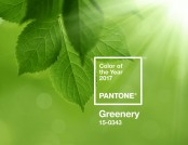 Top Trend 2017: Greenery Color