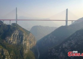 0-world's-highest-bridge-world-record-Beipanjiang-Duge-Bridge-China