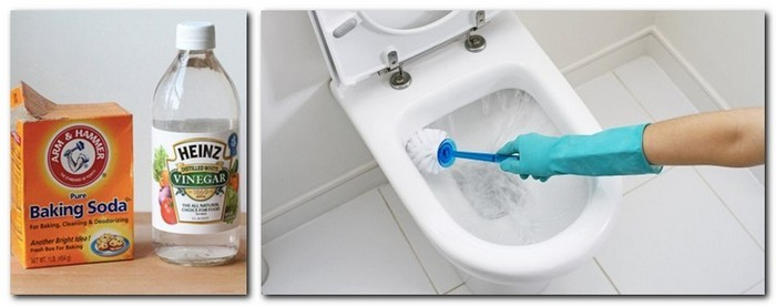 Make your bathroom sparkle with these cleaning hacks for Vinegar bathroom cleaner