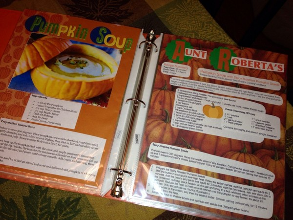 1-recipe-organization-storage-ideas-decorated-recipe-book-ring-binder