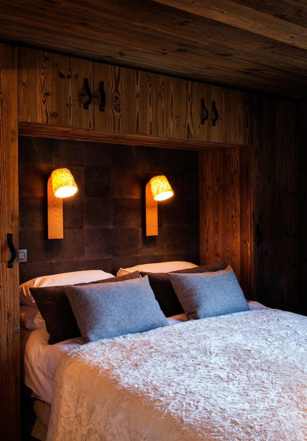 10-total-wooden-chalet-style-apartment-bedroom-interior-design-built-in-cabinets-storage-in-headboard-area-zone