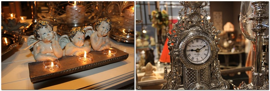 12-Baroque-International-home-decor-interior-accessories-at-Maison-&-Objet-2017-exhibition-trade-fair-angel-figurines-porcelain-silver-clock-antique