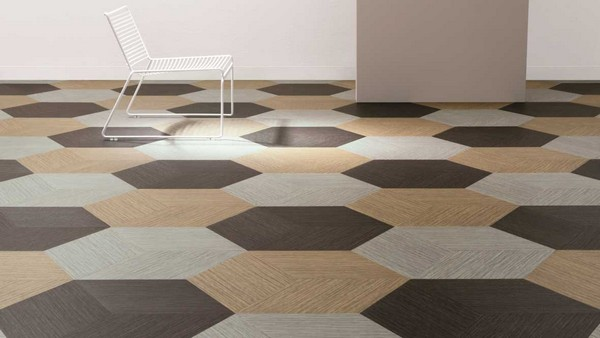 13-multicolor-elongated-brown-gray-beige-hexagonal-tiles-in-interior-design