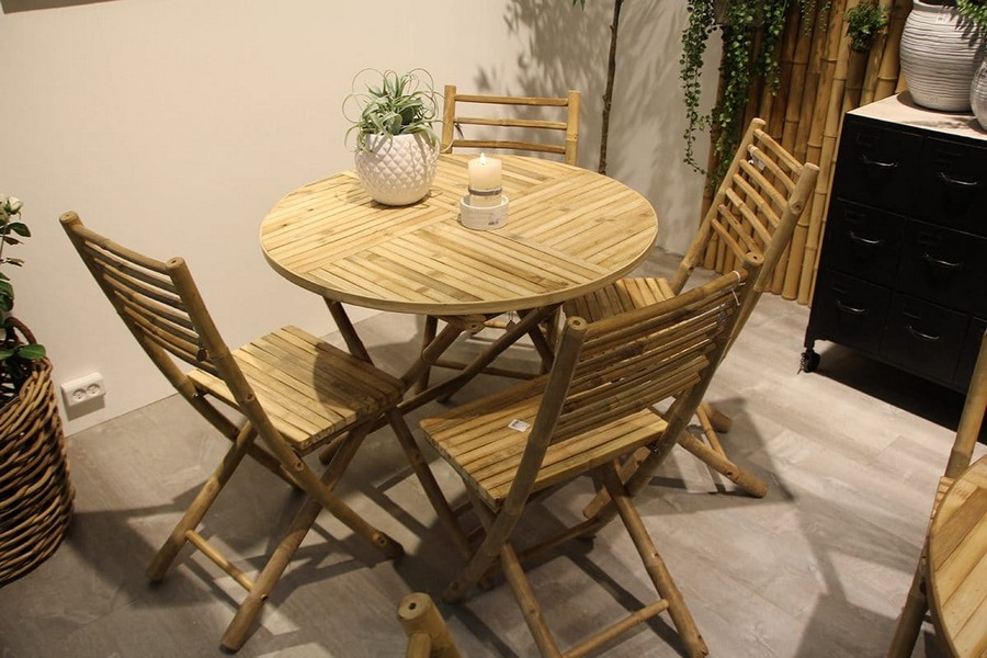18-Lene-Bjerre-wooden-dining-set-in-Scandinavian-style-home-decor-interior-accessories-at-Maison-&-Objet-2017-exhibition-trade-fair