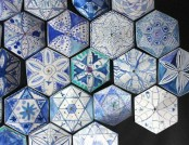 Hexagonal Tiles in Interior Design: History & Examples