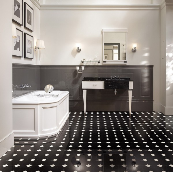 2-black-and-white-bathroom-interior-design-tiles-bathtub-toilet-wash-basin
