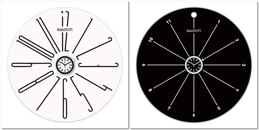 2-new-home-decor-products-for-year-2017-swatch-clock-accessories-black-and-white