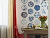Dutch-Style Kitchen for a Big-Family Mother