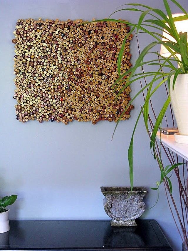 3-wine-cork-re-use-ideas-hand-made-wall-decor