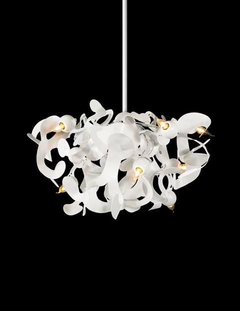 4-1-Brand-van-Egmond-designer-handcrafted-unusual-Kelp-ceiling-lamp-chandelier-white