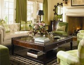 Golden Rules of Living Room Furnishing