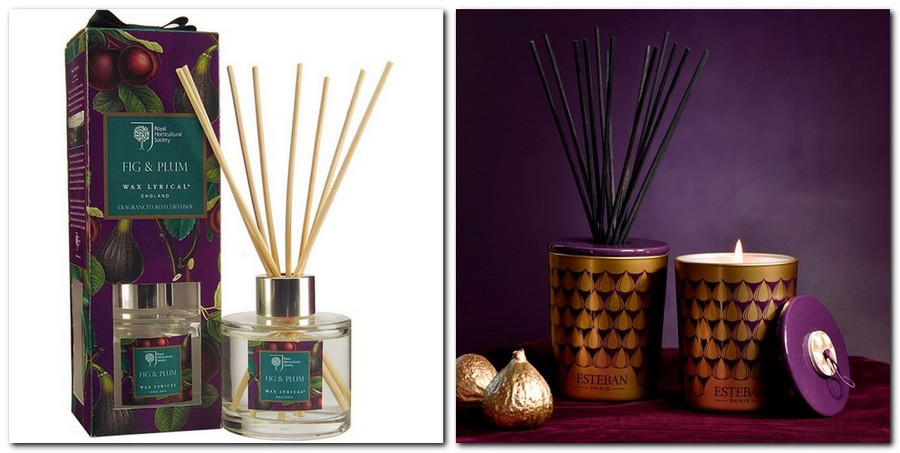 4-4-home-aromatherapy-accessories-tools-scents-fragrances-odour-fig-plum-diffuser-scented-candles-aroma