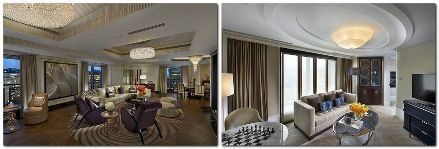 4-5-Mandarin-Oriental-Hotel-Taiwan -Mandarin-Oriental-Hotel-Taiwan-interior-design -classical-French-style-living-room-beige-brown-purple